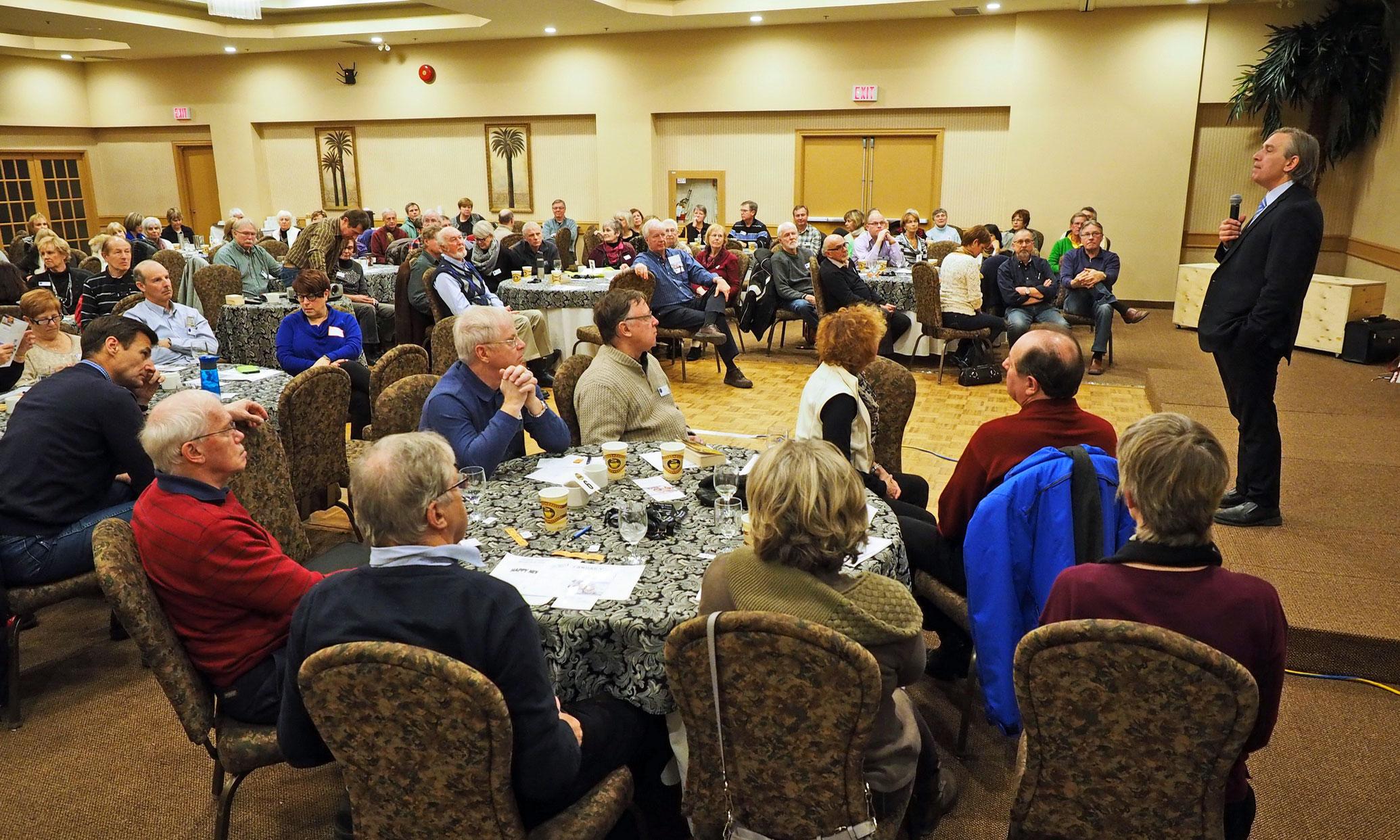 Probus Monthly General Meeting- October