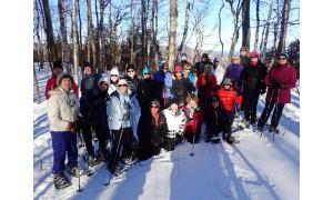 Petun Conservation Snowshoe 2016