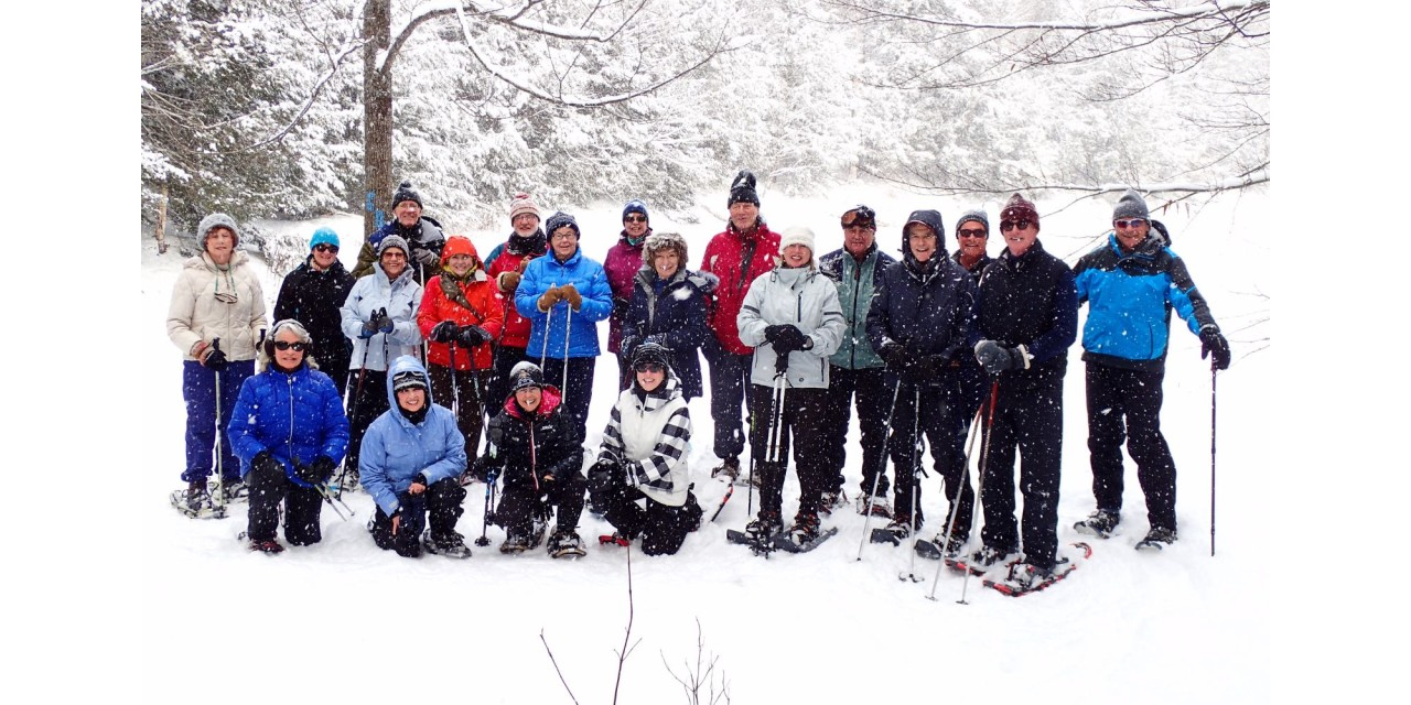 Winter Outdoor Activities – Snow permitting…