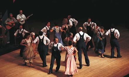 Square Dancing Extravaganza