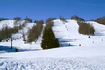 Weekly downhill skiing at Blue Mountain Feb 5