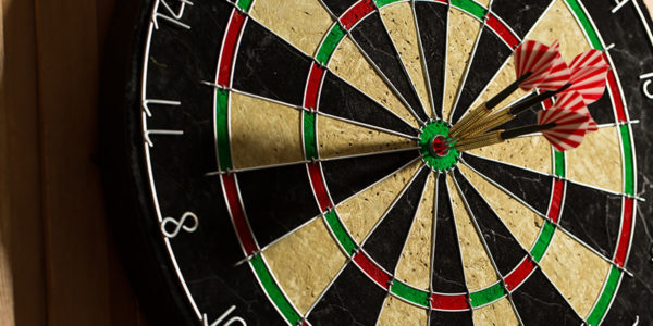 Darts in the Afternoon