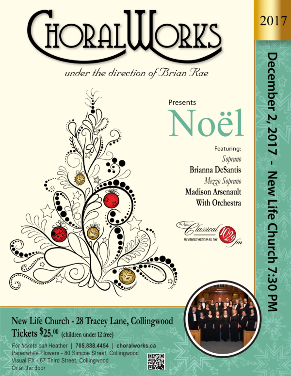 Choral Works Christmas Concert