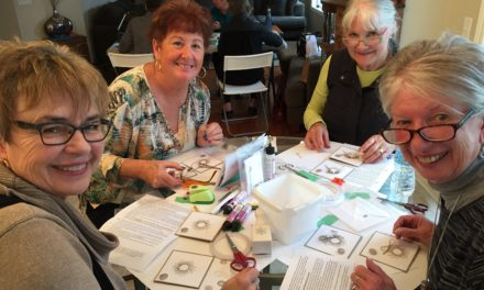 Crafternoon – an Incredible Success!!