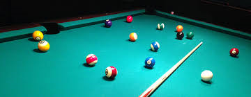 Billiards afternoon at Mogul Billiard Hall Feb 13