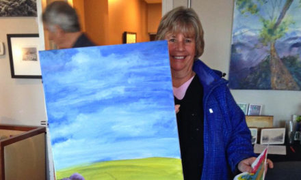 Probus Painting People