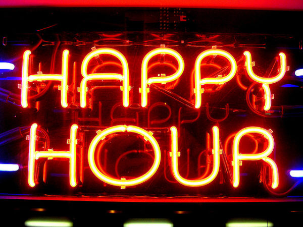 Happy Hour - Potato Factory Bar & Grill
