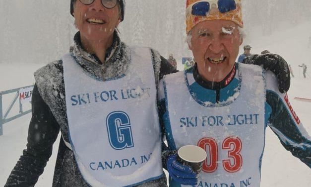 Probus members win medals at ski event