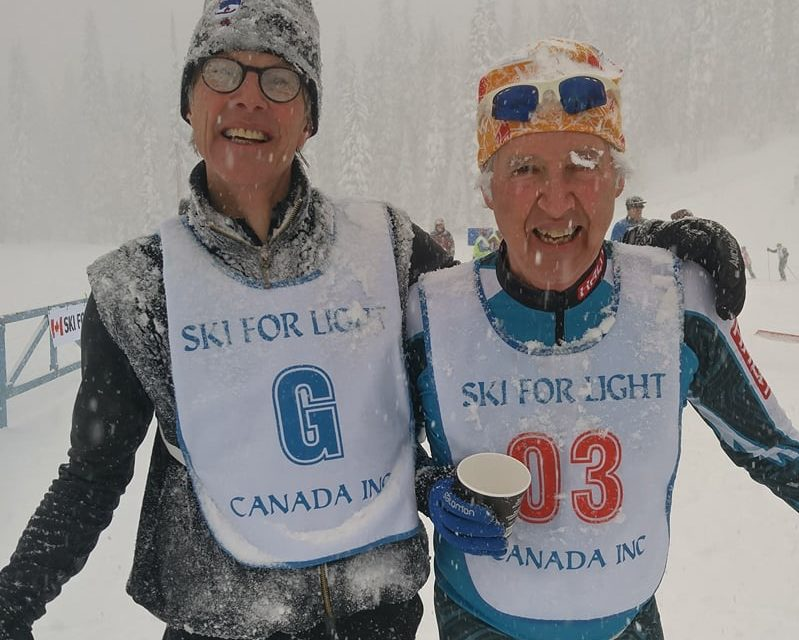 Probus members win medals at ski event