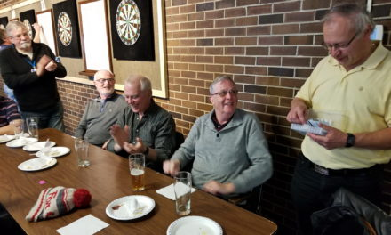 Darts Roundup Lunch & Awards