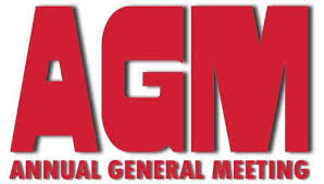 2018 AGM Notice for members – June 7