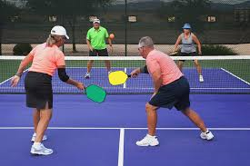 Pickleball lessons - waitlisted