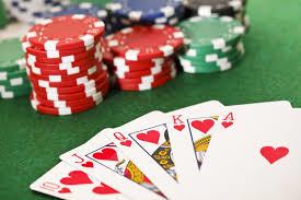 Poker contest winners