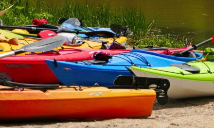 Nottawasaga Kayaking – Edenvale to Klondike Park