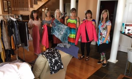 3rd annual Fashion swap fun