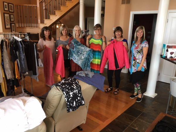 3rd annual Fashion swap fun