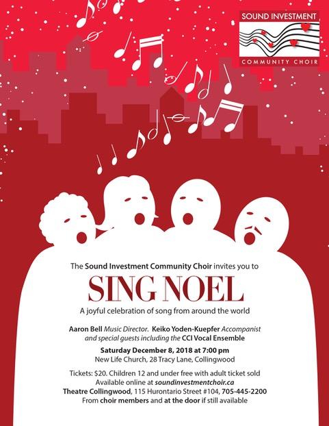 Sound Investment Community Choir