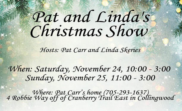Pat and Linda's Christmas Show
