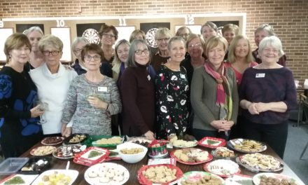 Ladies Darts – Christmas gathering