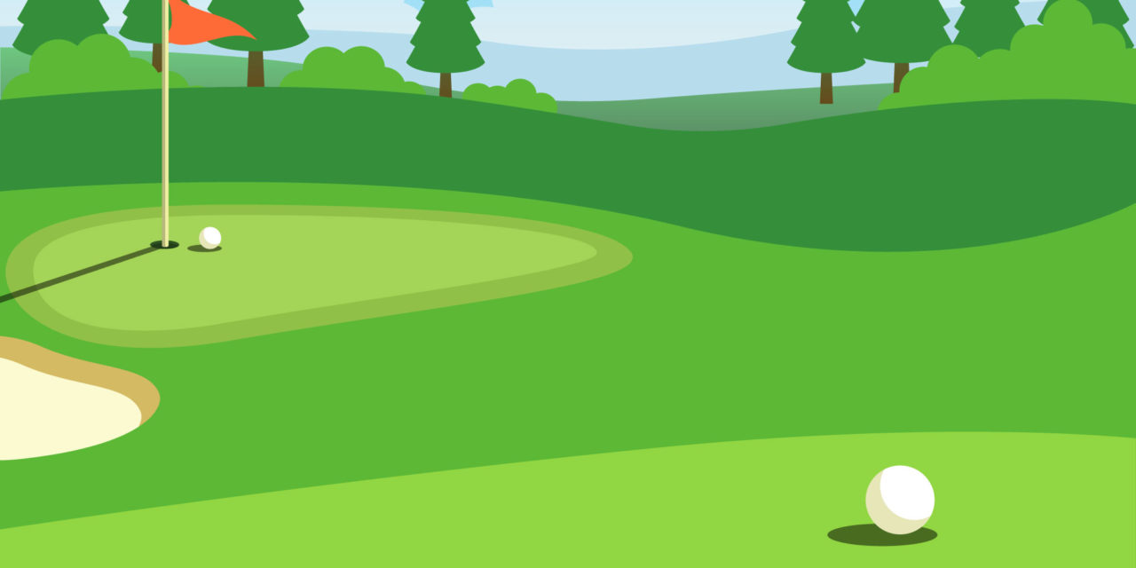 Golf tournament – date correction. June 20