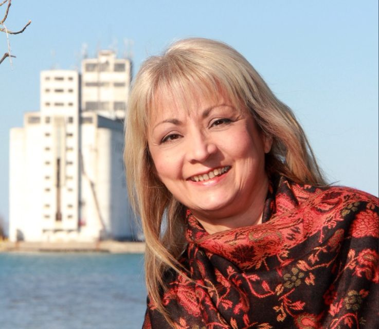 Christine Cowley – Speaker April 11 meeting