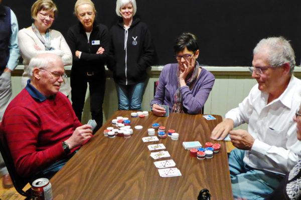 Probus Poker Tournament