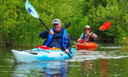Kayakers dust off your Crafts and get ready for the H I J K L M N O (H2O)