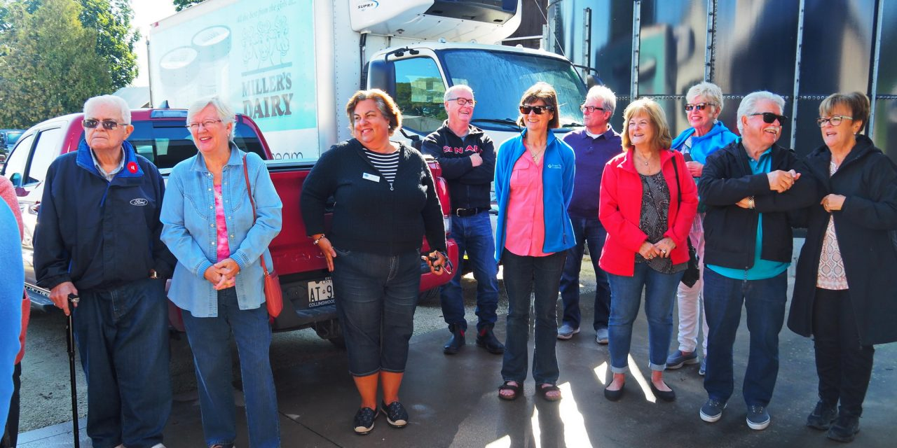 The Milk Run – Miller's Dairy Tour
