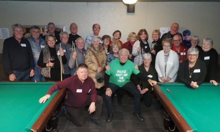 Mixed Billiards & Wings at Mogul's – What a Party!!