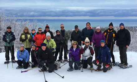 Mountainview Probus Snowshoes up to our Name!