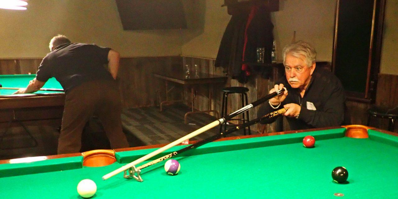 Billiards amongst the Moguls