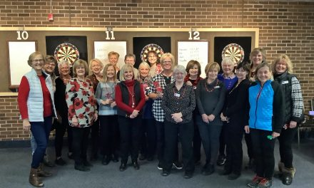 Women's Darts or Cupid's Arrows? – Celebrating Valentines Day at the Legion