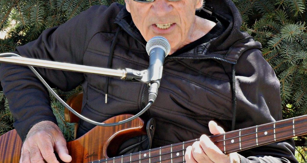 "Dave Heaslip Answers the ""Collingwood Corona Virus Blues Fest"" Challenge!"