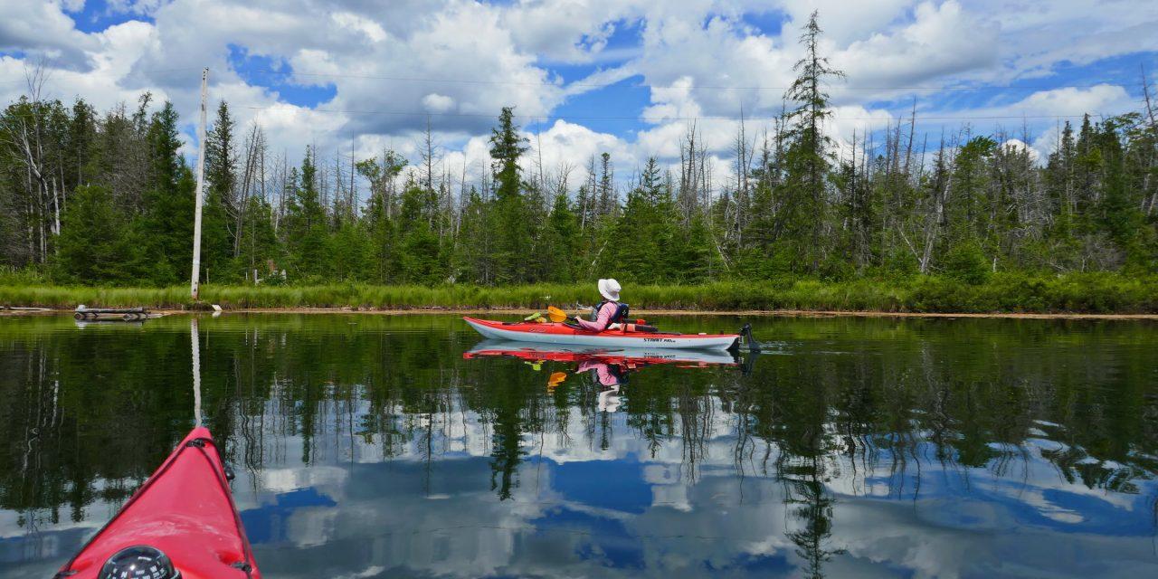 Kayaking – Always Awesome!
