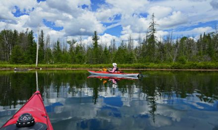 Kayaking – Always Awesome!