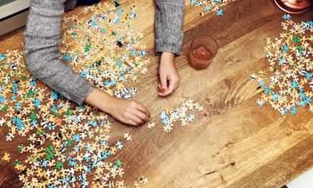 ..Perfect Pandemic Puzzle Pastime..