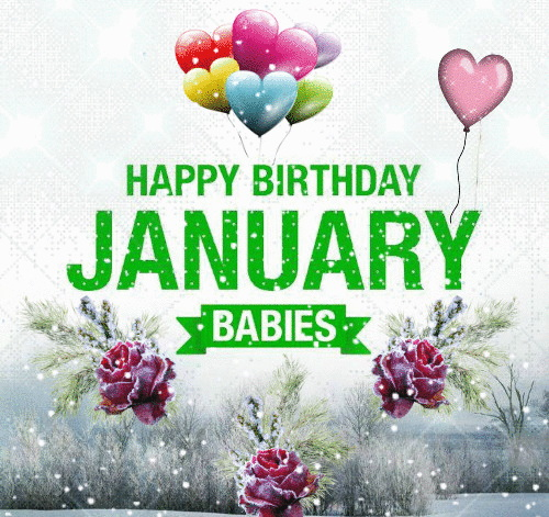Happy Birthday & Welcome to the New Year