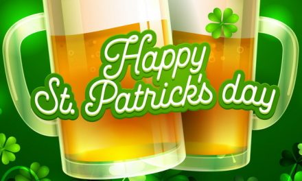 Happy Hour on St. Patrick's Day