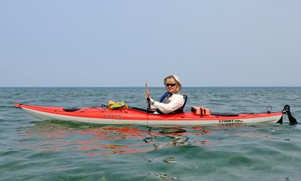 Kayaking takes off on the Bay and the Beaver!